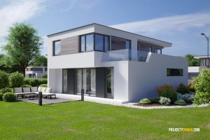 Projekty Rodinných Domov Z Iného Pohľadu