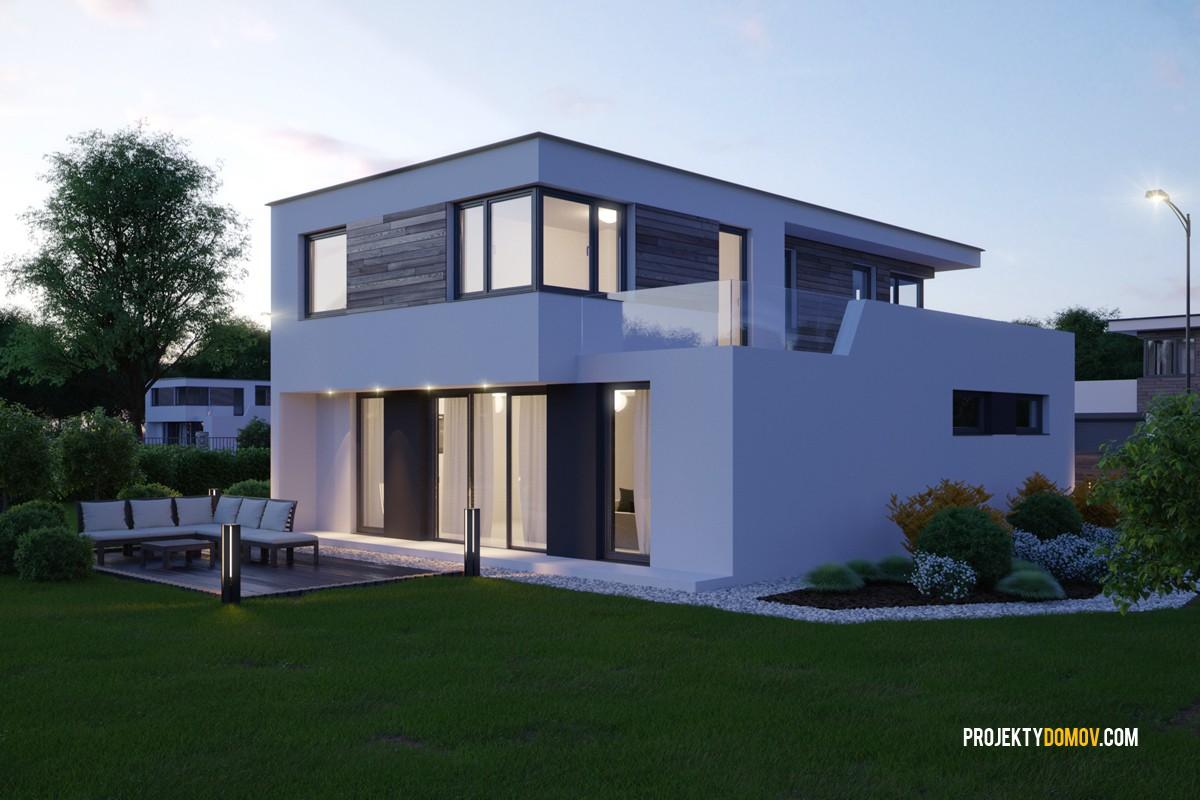 Projekt Moderného Domu Lotus