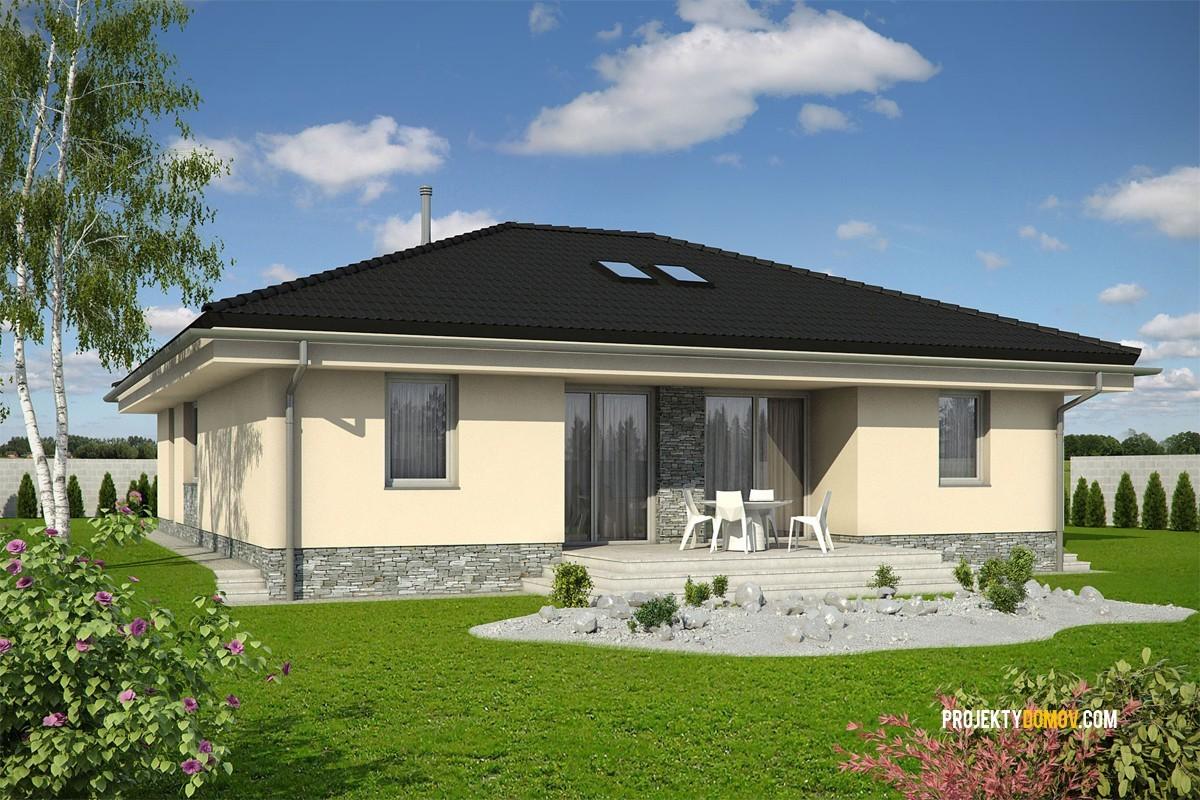 Katalóg domov projekt domu easyline 1